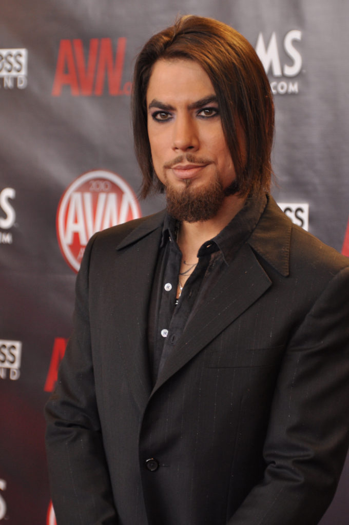 Dave Navarro | AVN Awards Show | Palms Casino Resort | Las Vegas | January 9, 2010 | © Nicole Powers, 2010