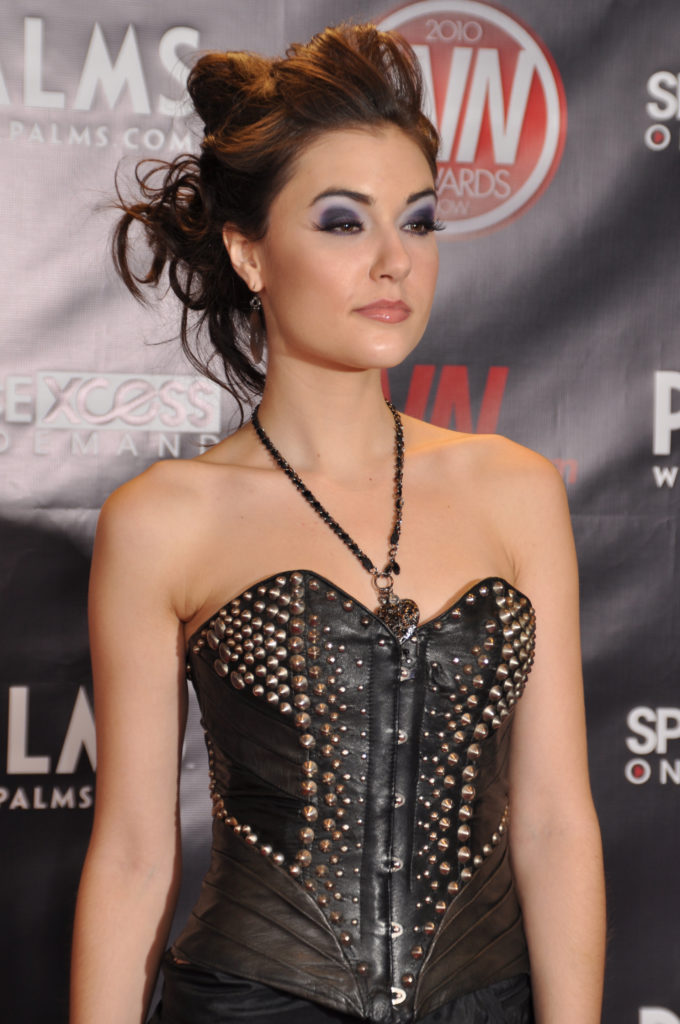 Sasha Grey | AVN Awards Show | Palms Casino Resort | Las Vegas | January 9, 2010 | © Nicole Powers, 2010
