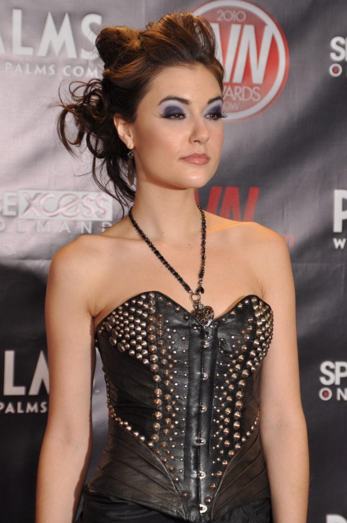 Sasha Grey | AVN Awards Show | Palms Casino Resort | Las Vegas | January 9, 2010 | © Nicole Powers, 2010