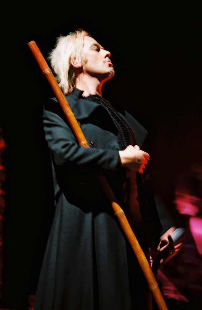 Peter Murphy | Bauhaus | © Nicole Powers, 2005