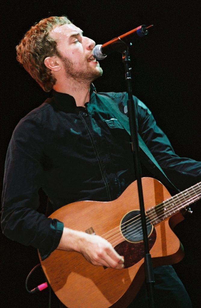 Chris Martin | Coldplay | © Nicole Powers, 2005