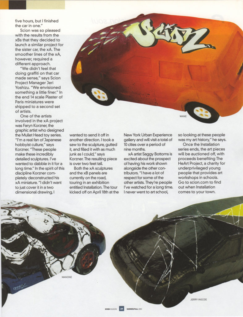 Scion Magazine: Installation (6 of 6)
