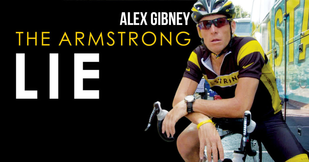 Alex Gibney: The Armstrong Lie