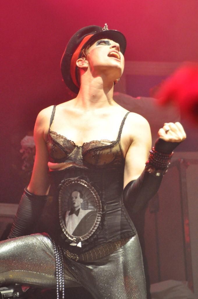 Image: Amanda Palmer | Theater Is Evil Tour | NYC | © Nicole Powers, 2012