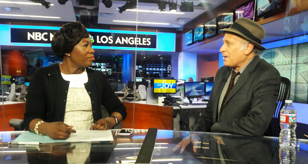 Joy Ann Reid and Greg Palast | © Nicole Powers