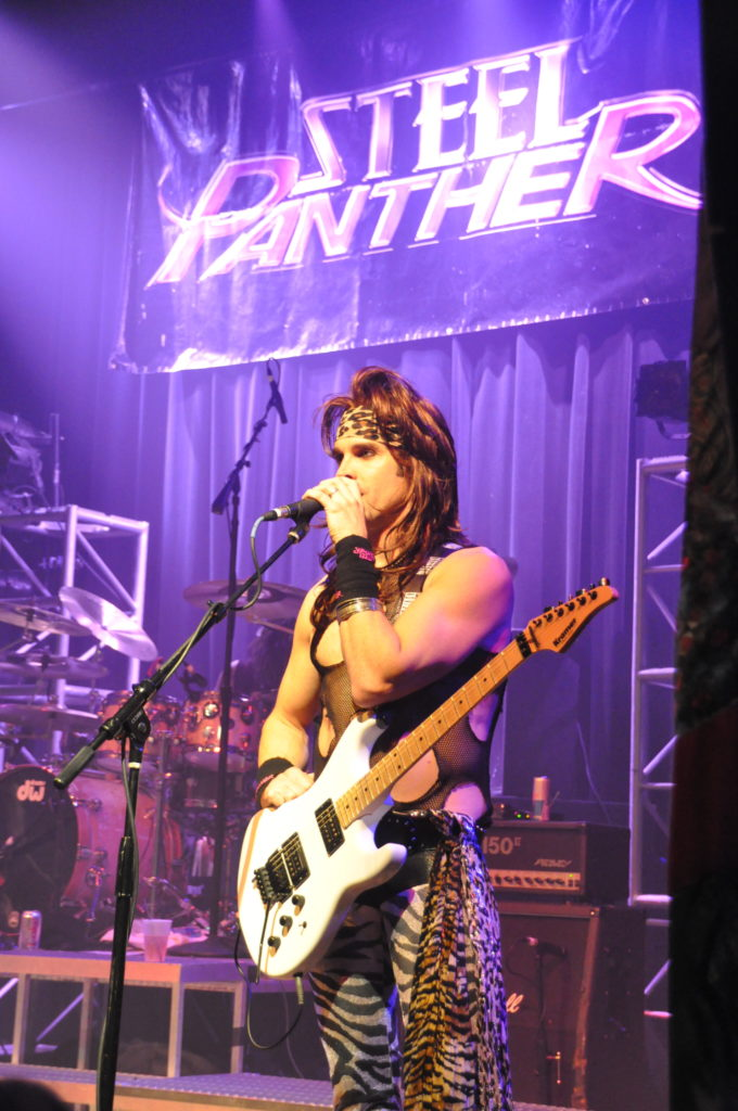 Steel Panther | House of Blues | West Hollywood | © Nicole Powers, 2010