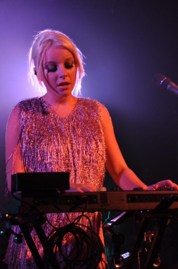 Little Boots | The Roxy | West Hollywood | © Nicole Powers, 2010