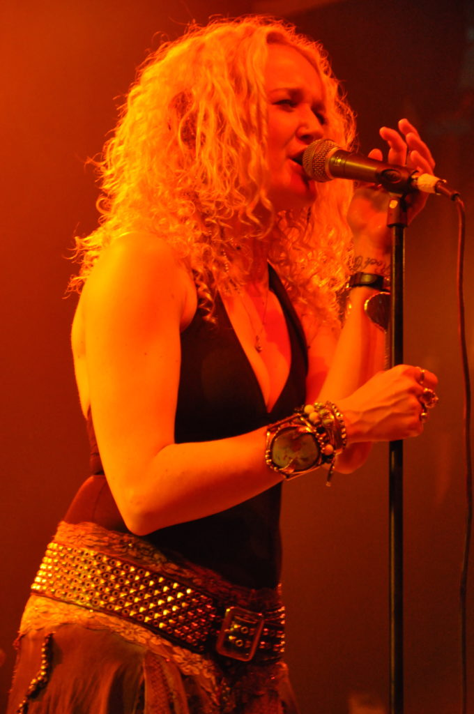 Pearl Aday | House of Blues | West Hollywood | © Nicole Powers, 2010