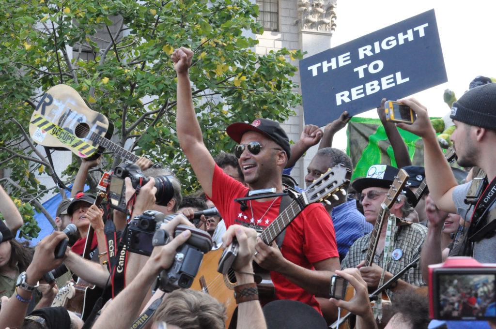 Right To Rebel | Occupy Wall Street | September 16, 2012 - NYC | © Nicole Powers, 2012